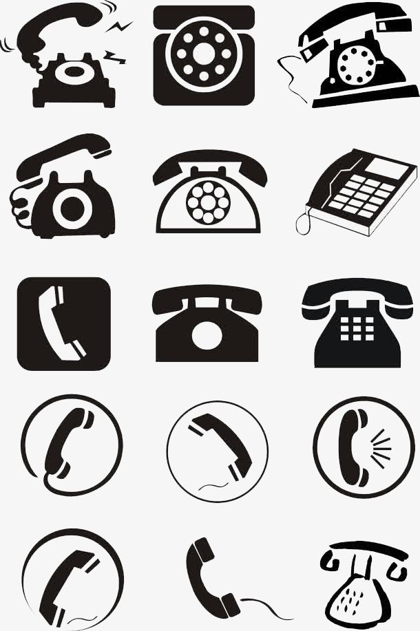 Phone Icon, Phone Clipart, Small Icons PNG Transparent Image and.