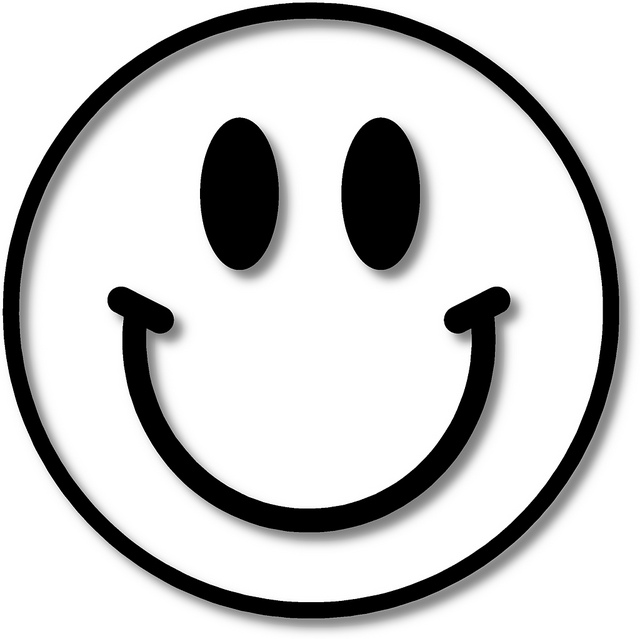 Smiley face black and white black and white smiley face images.
