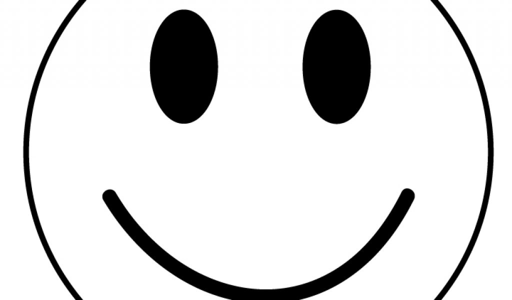 Happy Face Clip Art Smiley Face Clipart Image 1, Free Smiley Faces.