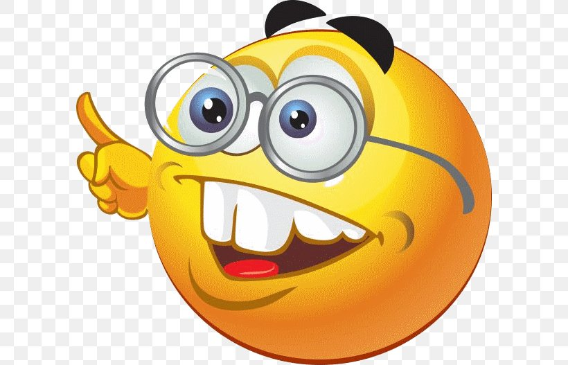 Smiley Emoticon Teacher Emoji Clip Art, PNG, 600x527px.