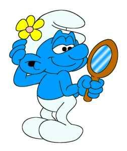 Vanity Smurf.