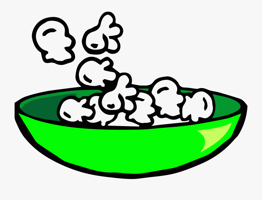 Snack Food Popcorn Clipart Png.