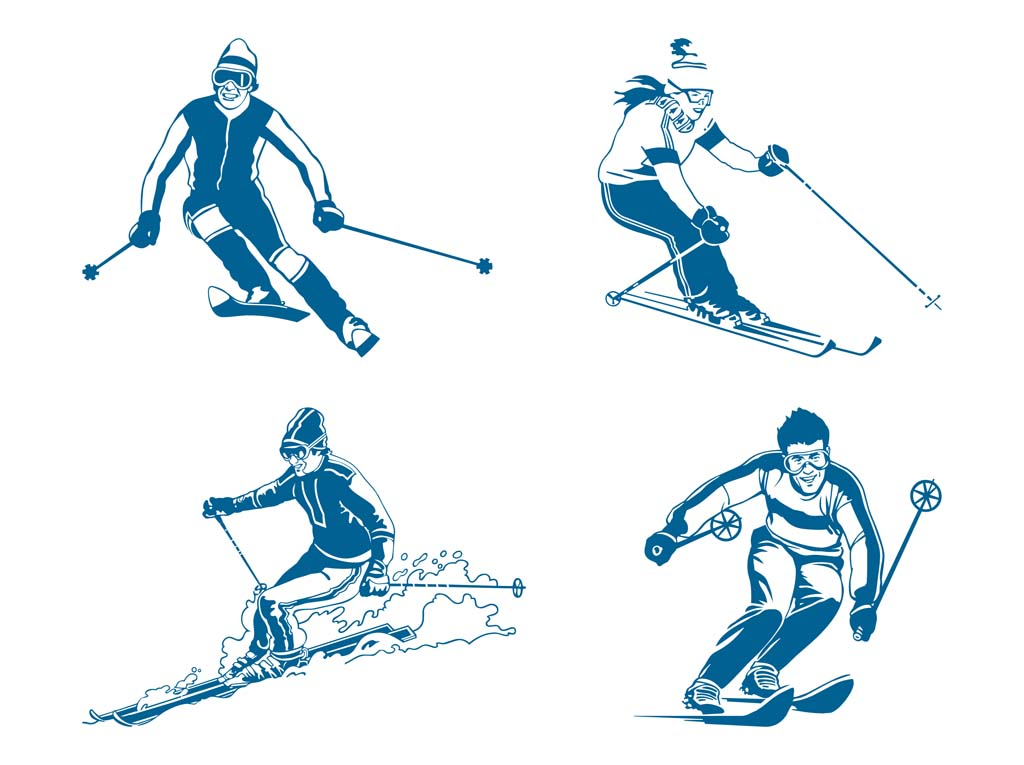 Free Images Skiing, Download Free Clip Art, Free Clip Art on Clipart.