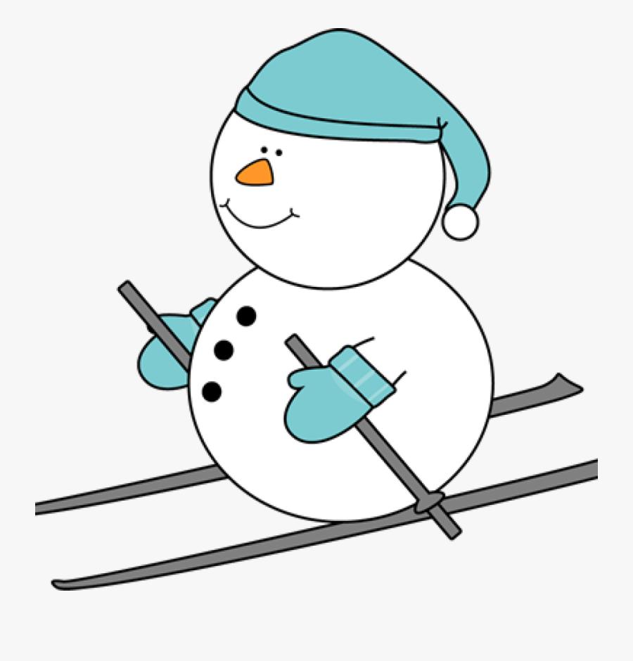 Ski Clipart Snow Ski.