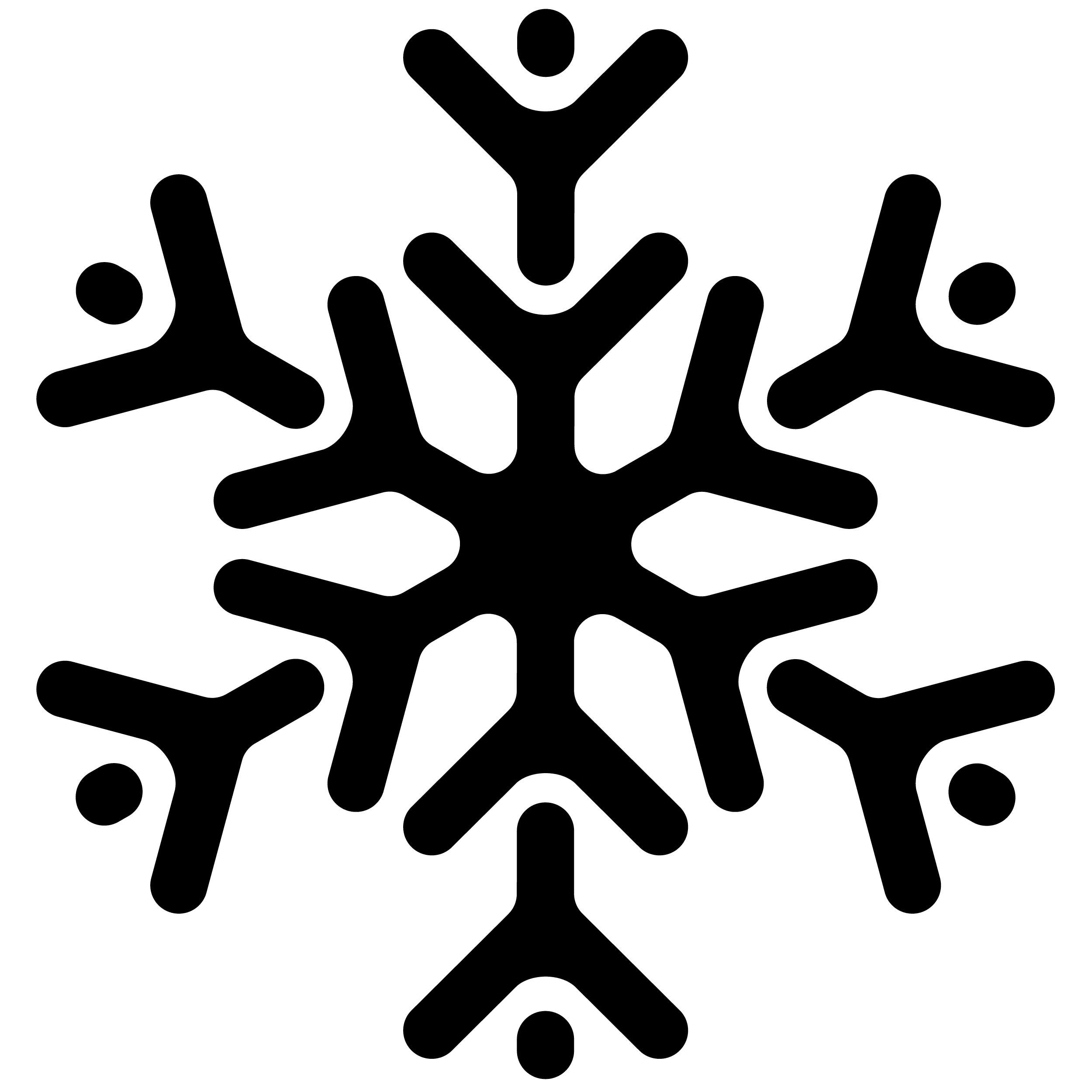 Free Snowflake Vector Png, Download Free Clip Art, Free Clip.
