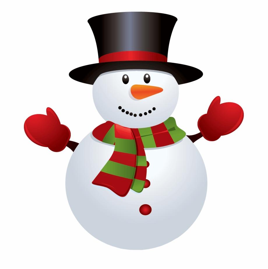 Snowman Png Hd.
