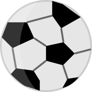 Soccer ball border clip art free clipart images 2.