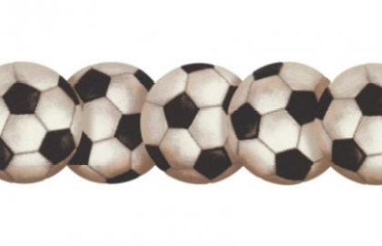 Soccer ball border clip art free clipart images 13 ...