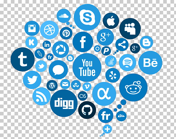 Social media marketing Advertising, Social Media Free.