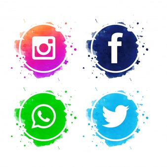 Social Media Icons Vectors, Photos and PSD files.