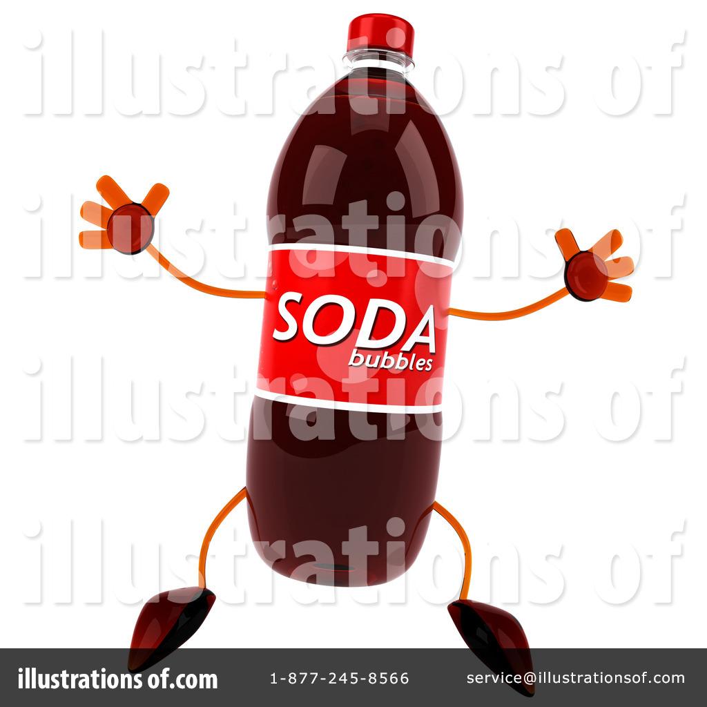 Soda Bottle Clipart #217740.
