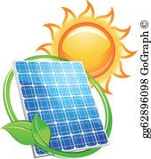 Solar Clip Art.
