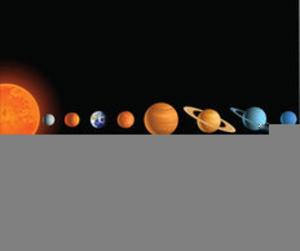 Solar System Clipart.