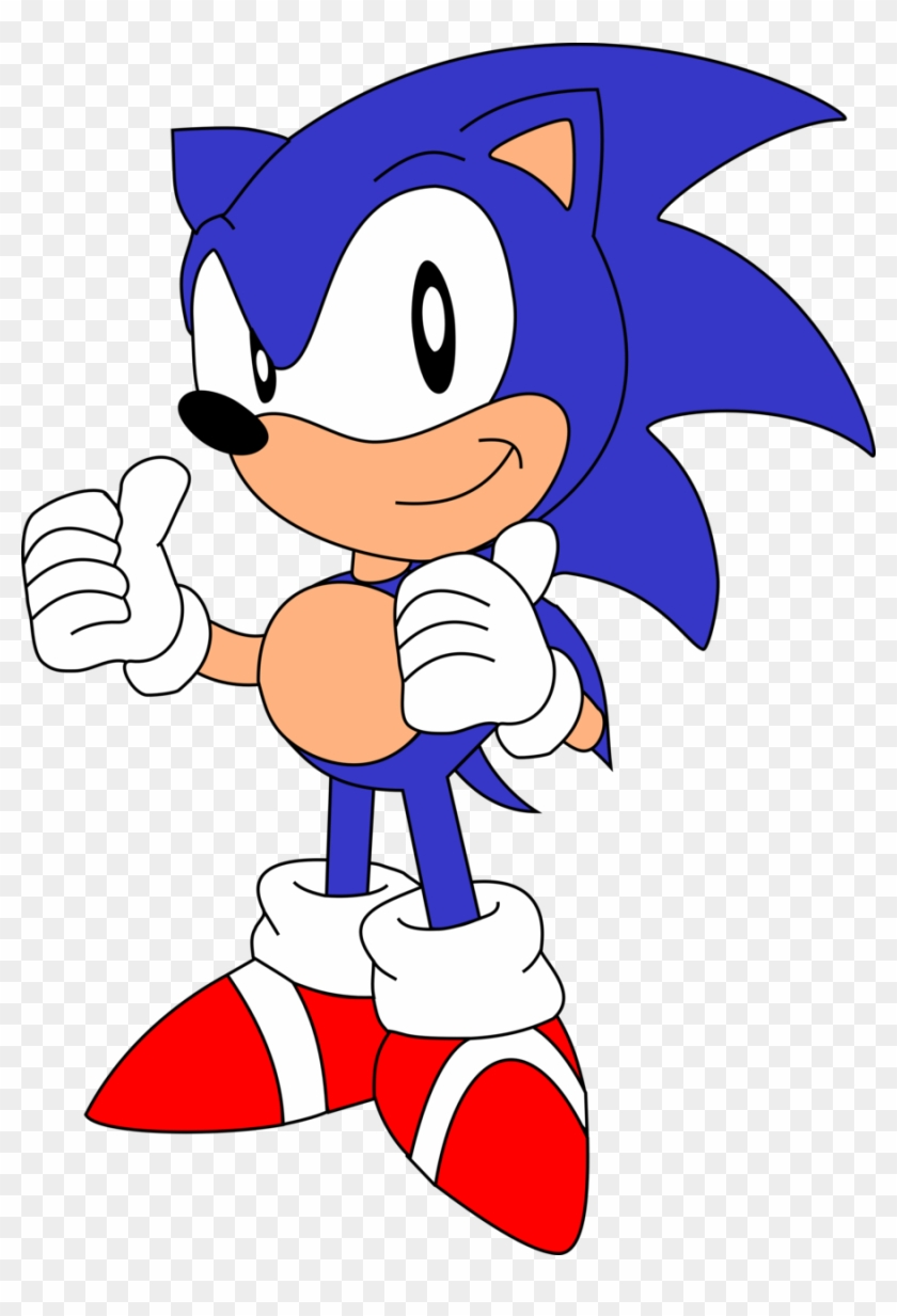 Sonic The Hedgehog Art Clipart Free Clip Art Images.