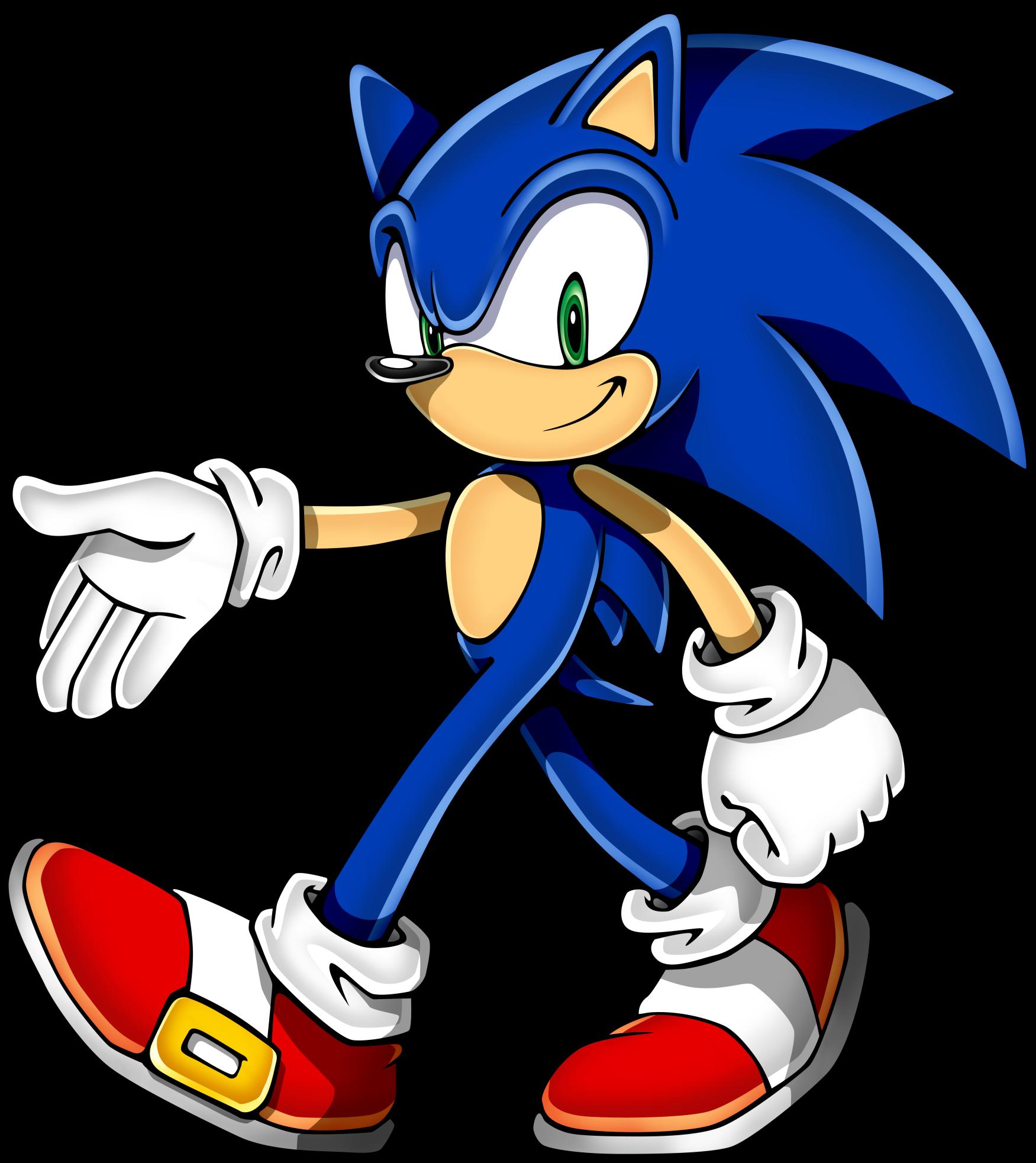 Best Sonic Clip Art #19510.