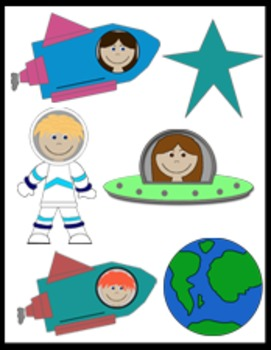 Space Clipart (Free).
