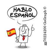 Spanish Clip Art.