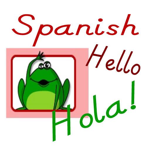 Learning Spanish Clip Art free image.