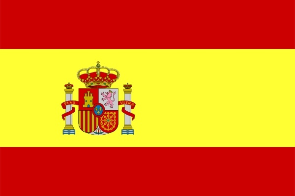 Spain clip art Free vector in Open office drawing svg ( .svg.