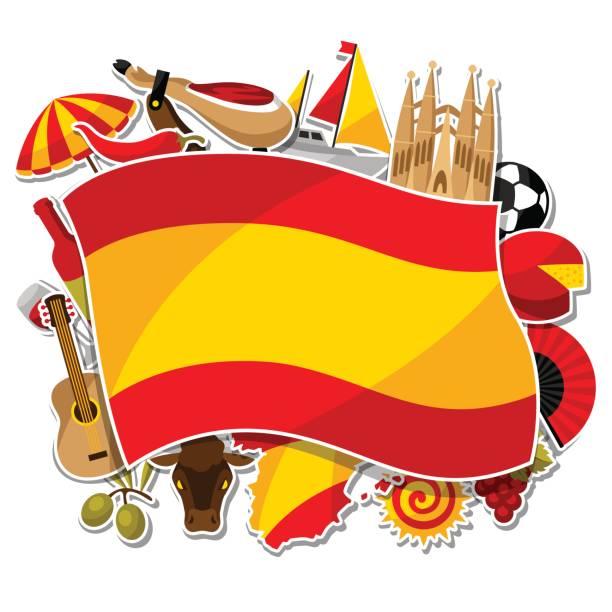542 Spain free clipart.