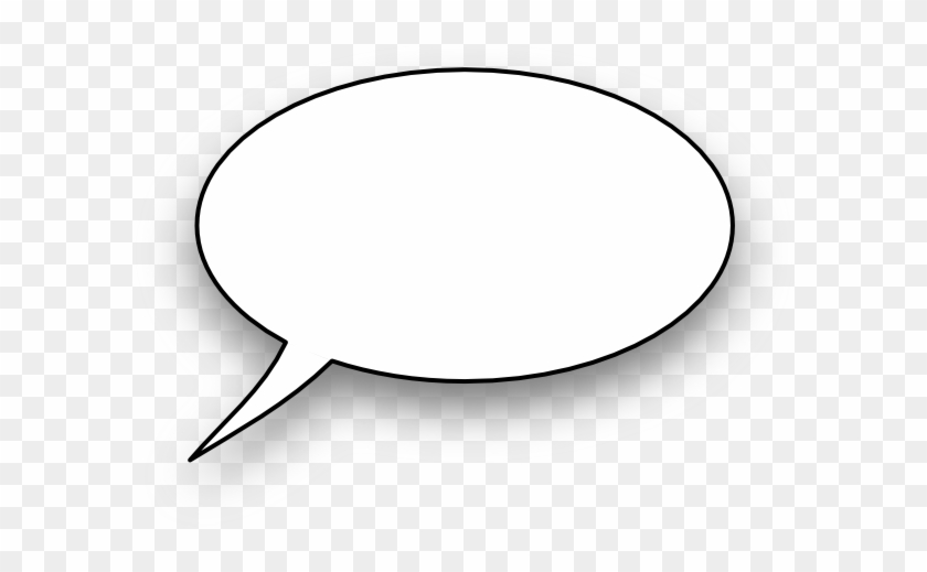 Download Free png Cartoon,speech Bubble Clip Art White Speech Bubble.