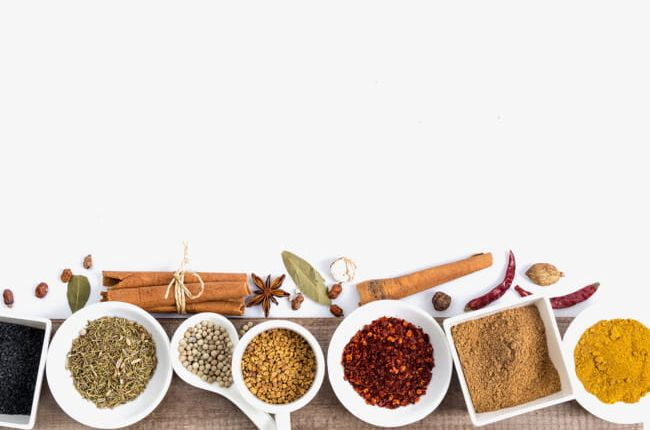 Various Spices PNG, Clipart, Chili, Cinnamon, Fennel, Food.