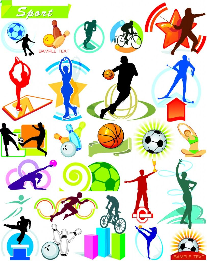 All kind of sports.