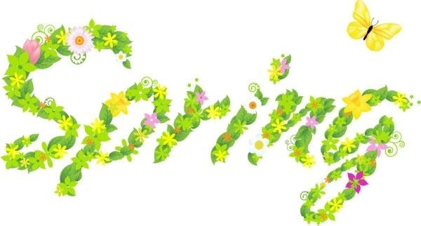 free spring.