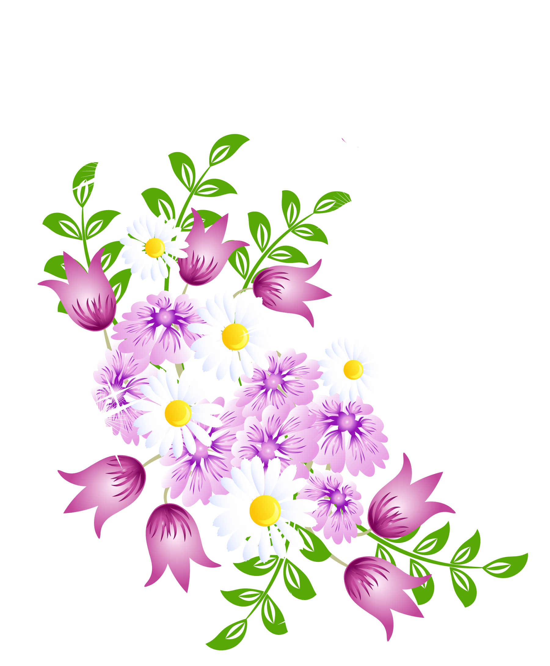 Spring flowers spring flower clipart free clipartfest 3.