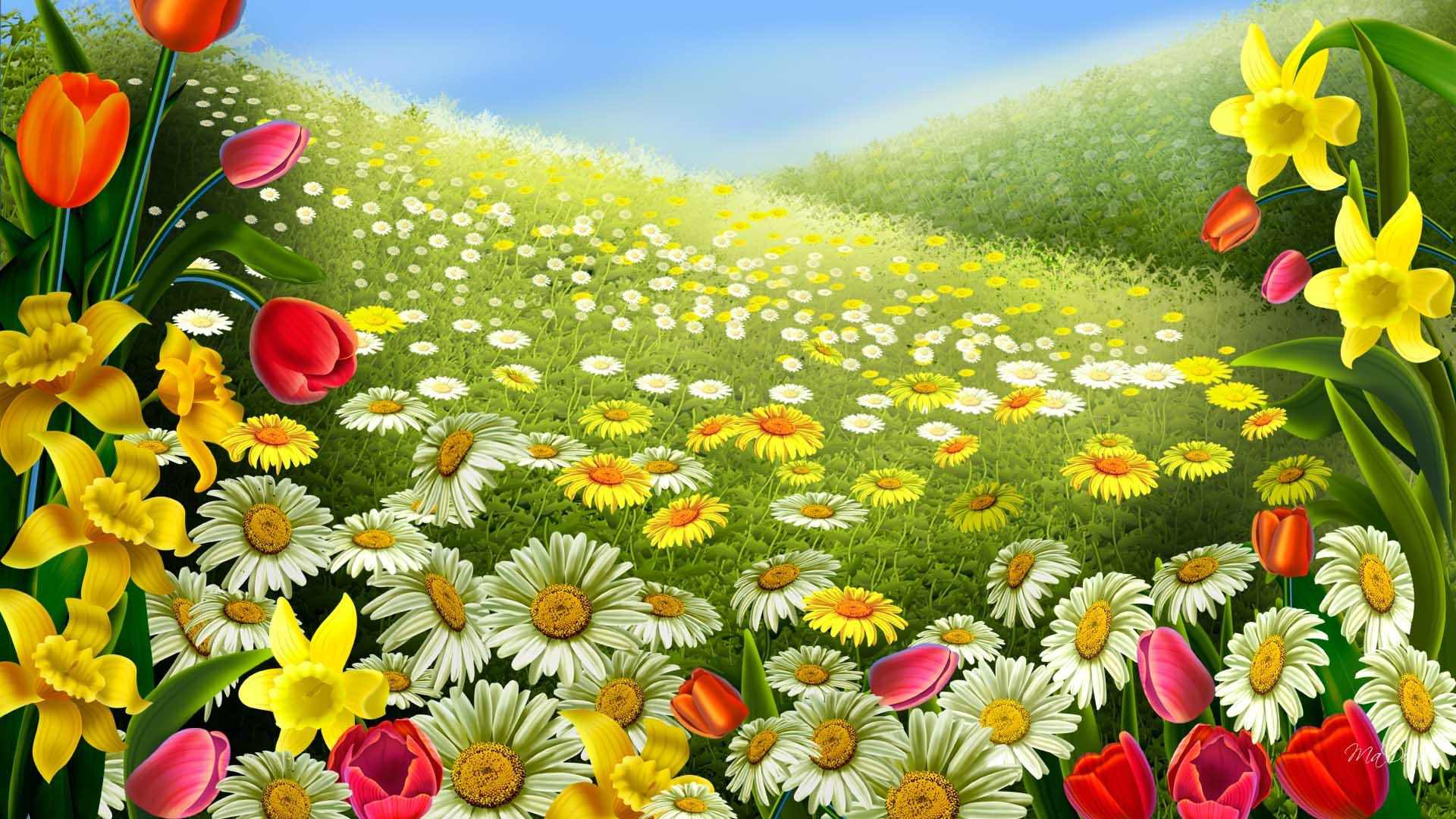 Spring wallpapers HD free download (60+).