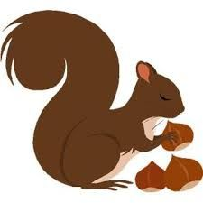 Squirrel clipart free 5 » Clipart Station.