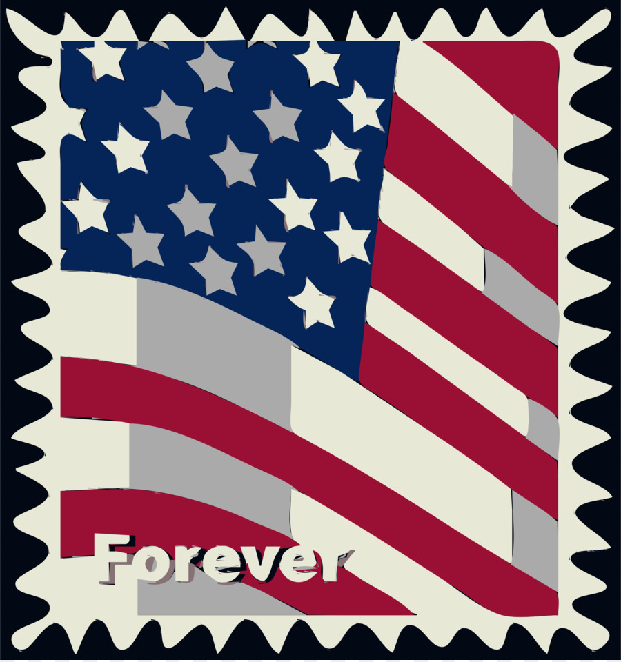 Postage Stamp png download.
