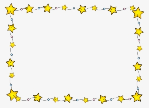 Star Border Png PNG Images.