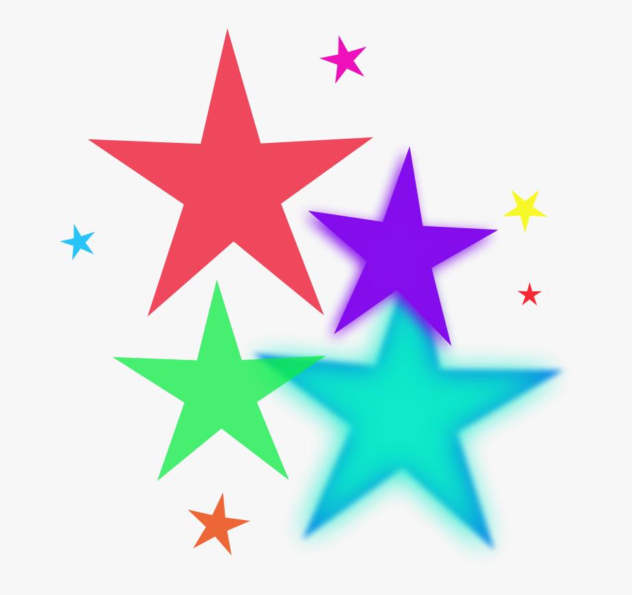 Free Stars Clipart.