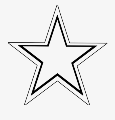 star outline , Free clipart download.