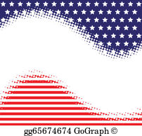 Stars Stripes Clip Art.