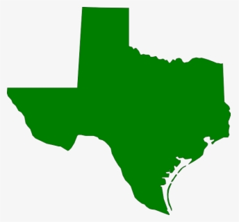 Free State Of Texas Clip Art with No Background.