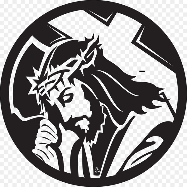 Christian cross Drawing Crucifixion of Jesus Clip art.