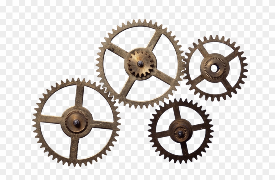 Steampunk Gear Png Free Download Clipart (#2887360).