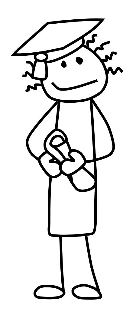 Free clip art stick figures clipart 3.