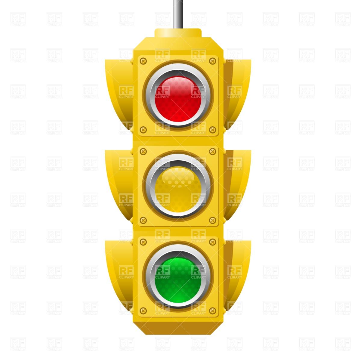 Traffic Light Clipart Free.