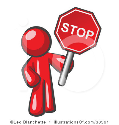 Stop Sign Clip Art Borders.