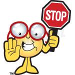 Free Stop Sign Clip Art & Stop Sign Clip Art Clip Art Images.