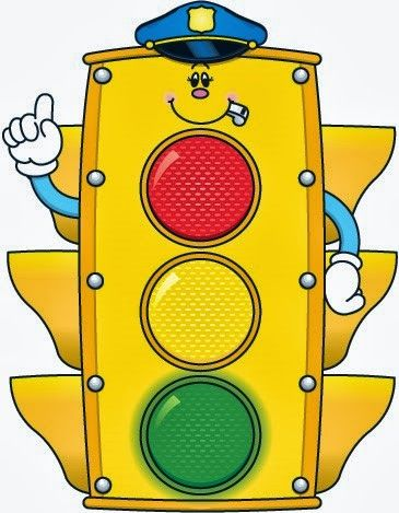 145 Stop Light free clipart.
