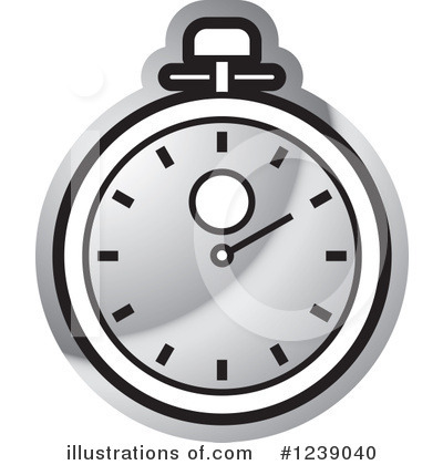 Stopwatch Clipart #1239040.