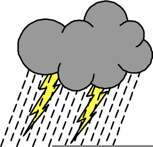 Storms Clipart.