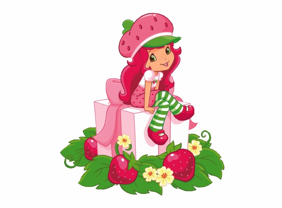 Strawberry Shortcake Vector.