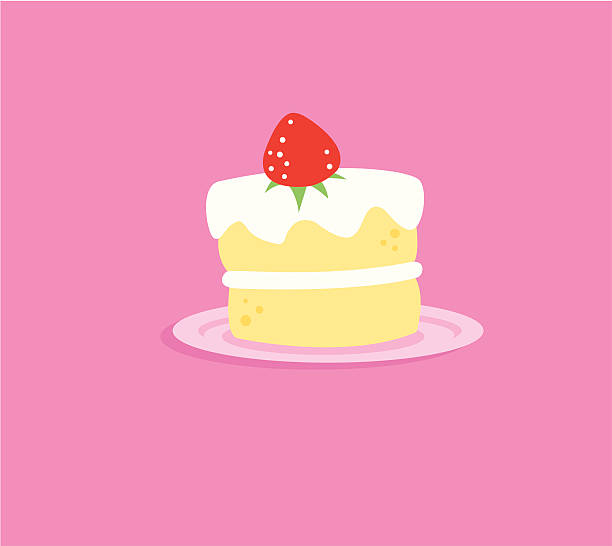 Best Strawberry Shortcake Illustrations, Royalty.
