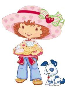 Free Strawberry Shortcake Clip Art..