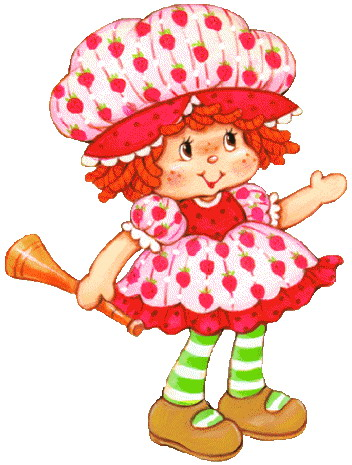 Best Strawberry Shortcake Clipart #10569.